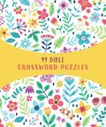Cover image for 99 Bible Crossword Puzzles