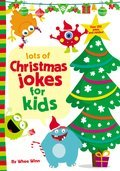 Cover image for Lots of Christmas Jokes for Kids