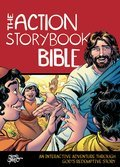 Cover image for Action Storybook Bible
