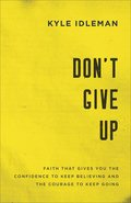 Cover image for Dont Give Up